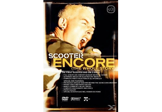 Scooter - Encore (The Whole Story) - (DVD)
