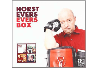 Horst Evers - Evers Box - (CD)