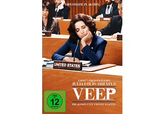 Veep - Staffel 2 [DVD]