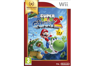 Selects: Super Mario Galaxy 2 Nintendo Wii