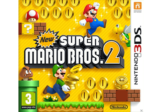 New Super Mario Bros. 2 [Nintendo 3DS]