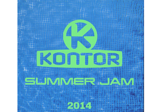 VARIOUS - Kontor Summer Jam 2014 - (CD)