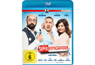 Super-Hypochonder [Blu-ray]