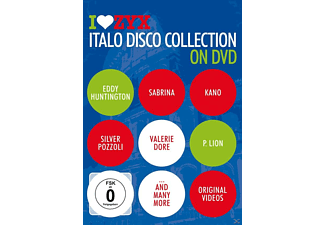 VARIOUS - Italo Disco Collection On Dvd - (DVD)
