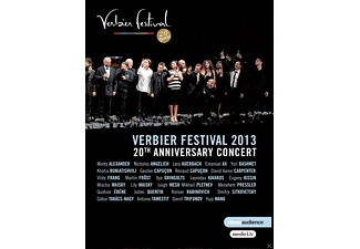 VARIOUS - Verbier Festival 2013 - 20th Anniversary Concert - (DVD)