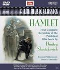 Russian Philharmonic Orchestra - Hamlet Op.116 (Filmmusik) [DVD-Audio Album] jetztbilligerkaufen