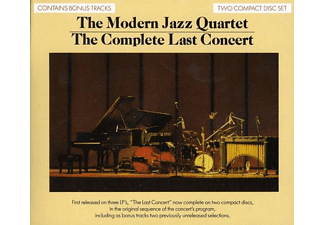 The Modern Jazz Quartet - The Complete Last Concert (CD)