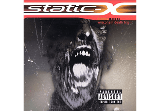 Static-X - Wisconsin Death Trip (CD)