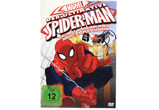 Der ultimative Spider-Man Volume 2: Spider-Man gegen Marvel's Super-Schurken (Marvel) [DVD]
