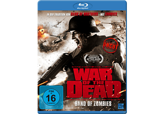 War Of The Dead – Band Of Zombies [Blu-ray]