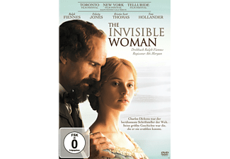 The Invisible Woman - (DVD)