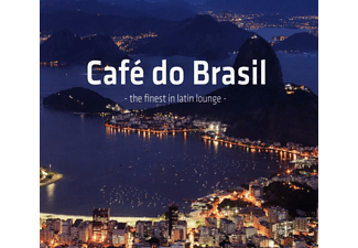 VARIOUS - Cafe Do Brasil - The Finest In Latin Lounge [CD]