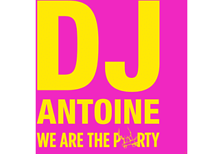 DJ Antoine - We Are The Party - (CD)