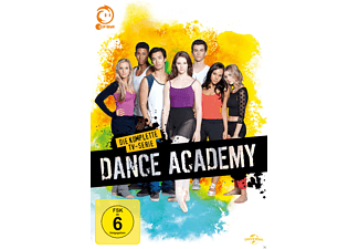 Dance Academy - Gesamtbox [DVD]