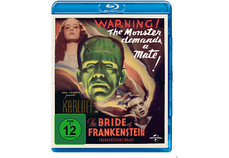 Monster Collection: Frankensteins Braut - (Blu-ray)
