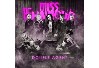 Miss Behaviour - Double Agent [CD]