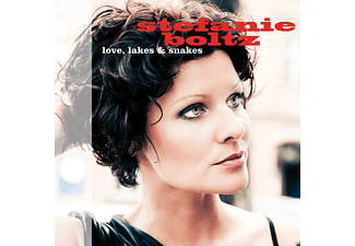 Stefanie Boltz - Love, Lakes & Snakes - (CD)