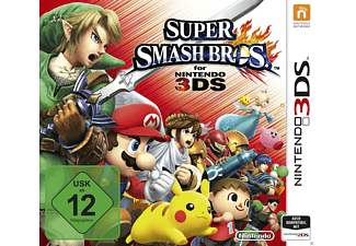 Super Smash Bros. [Nintendo 3DS]