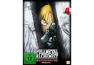 Fullmetal Alchemist - Brotherhood - Volume 4 (Folge 25-32) [DVD]