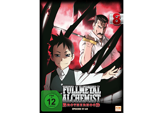 Fullmetal Alchemist - Brotherhood - Volume 8 (Folge 57-64) [DVD]