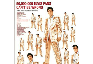Elvis Presley - 50.000.000 Elvis Fans Can't Be Wrong - (Vinyl)