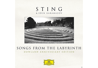 Sting, Edin Karamazov - Songs From The Labyrinth - (CD)