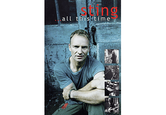 Sting - ...All This Time - (DVD)