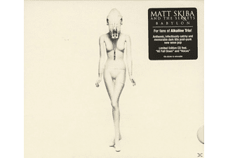 Matt Skiba, The Sekrets - Babylon (Limited Edition) [CD]