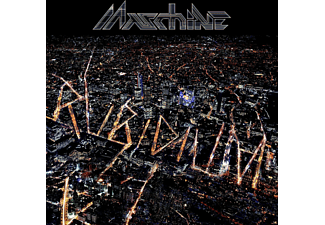 Maschine - Rubidium - (CD)