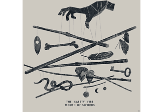 The Safety Fire - Mouth Of Swords - (CD)