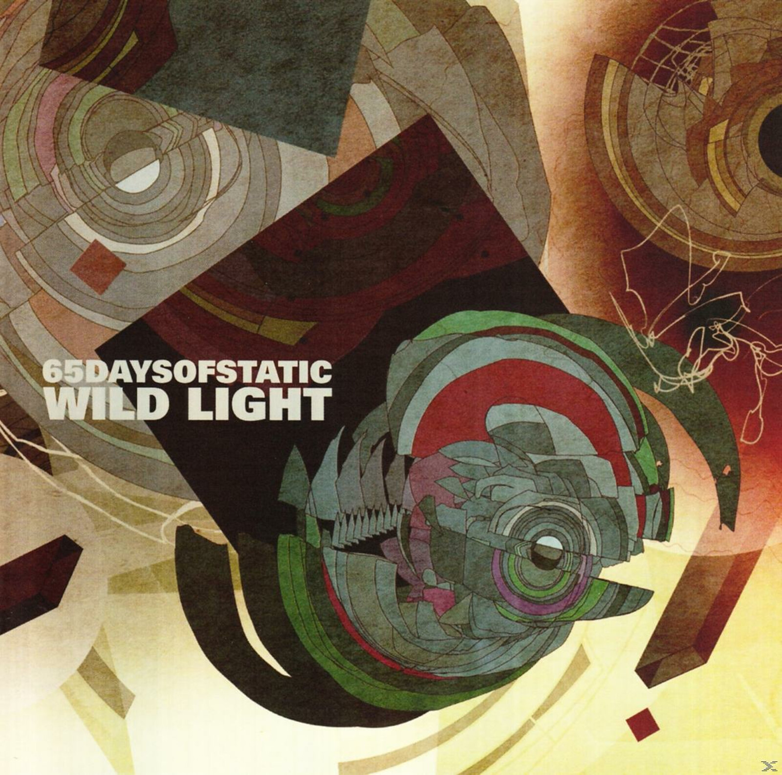 65daysofstatic - WILD LIGHT - (CD)