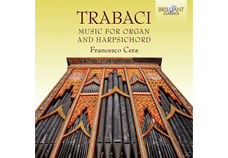 Francesco Cera - Music For Organ And Harpsichord - (CD)