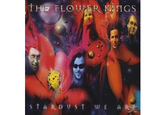 The Flower Kings - Stardust We Are - (CD)