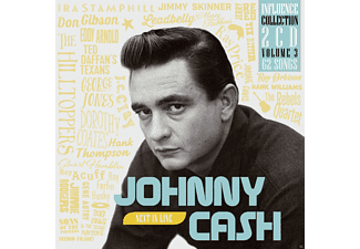 Johnny Cash, VARIOUS - Next In Line - Influence Vol.3 - (CD)
