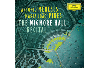 Maria Joao Pires, Antonio Meneses - The Wigmore Hall Recital - (CD)