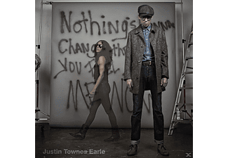 Justin Townes Earle - Nothing's Gonna Change The Way You Feel About Me - (CD)