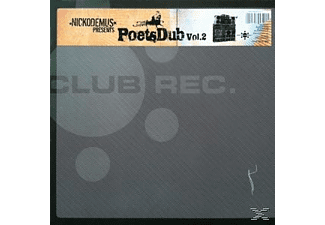 Various/Nickodemus Pres. - Poets Dub Vol.2 (Mixed By Nickodemus/+Cd) [Vinyl]