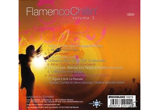 Various - Flamenco Chillin' Vol.3 [CD]