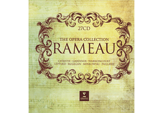 VARIOUS - The Opera Collection: Rameau [CD]