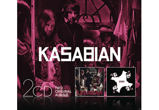 Kasabian - West Rider Pauper Lunatic Asylum/Velociraptor! | CD