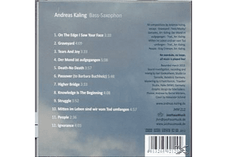 Andreas Kaling - As If There Was A Tomorrow - (CD)