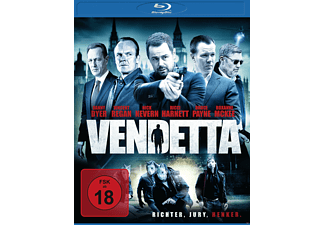 Vendetta - (Blu-ray)