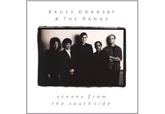 Bruce Hornsby & The Range - Scenes From The Southside [CD]