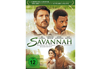 Savannah [DVD]