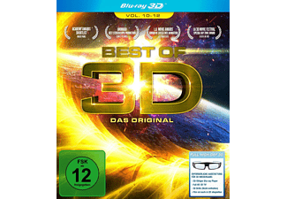 Best of 3D – Vol. 10-12 - (3D Blu-ray)