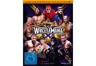 Wrestlemania 30 [DVD]