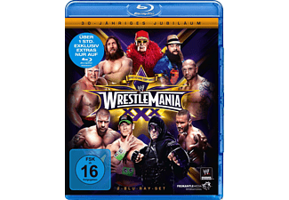 WRESTLEMANIA XXX [Blu-ray]