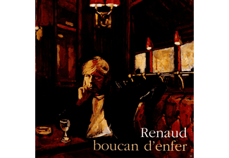 Renaud - Boucan D'enfer - (CD)
