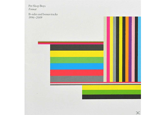 Pet Shop Boys - Format-B-Sides & Bonus Tracks [CD]