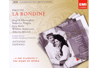 VARIOUS, London Voices, London Symphony Orchestra - La Rondine - (CD + CD-ROM)